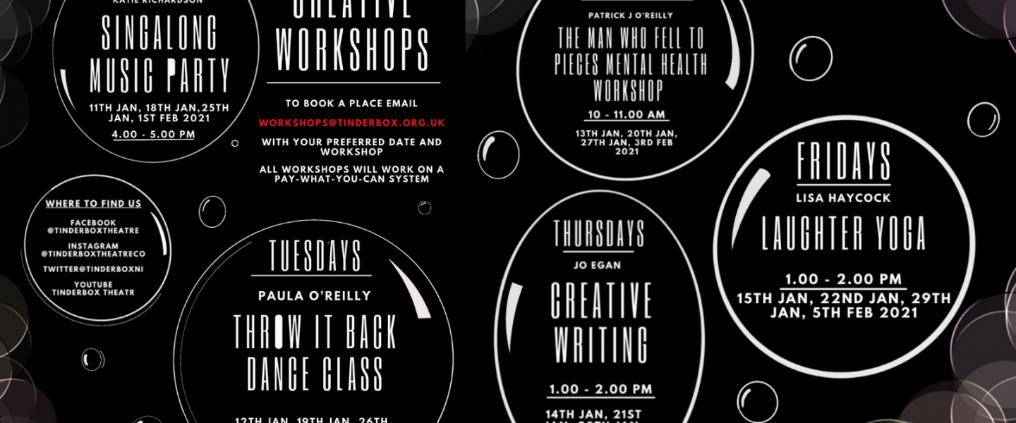 E-Motion 21: Creative Workshops