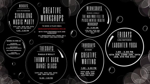 E-Motion 21: Creative Workshops