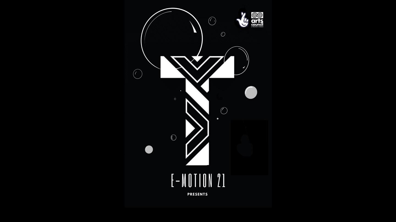 E-Motion 21: Bubbles 3